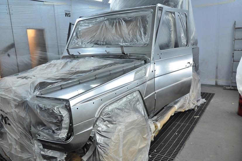 Jeep - Full Body Respray